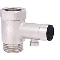 Клапан безопасности для водонагревателя
