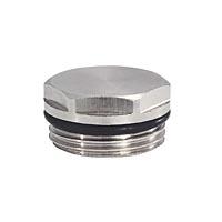 Заглушка коллекторная с уплотнительным кольцом